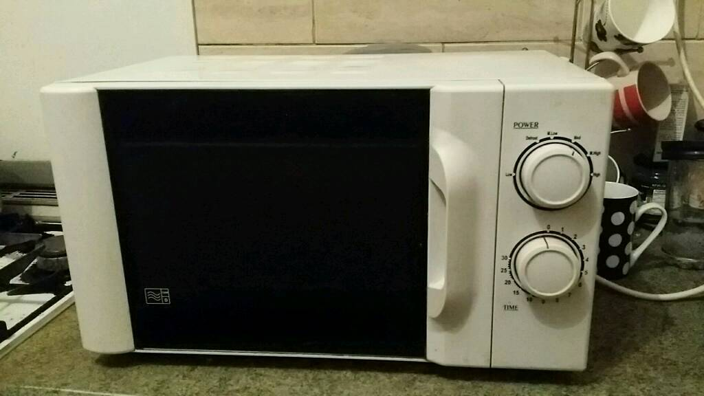 Microwave fully working