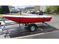 14ft dory boat