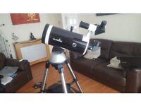 Sky-Watcher Skymax-127 AZ SynScan GO-TO Maksutov-Cassegrain 1500 telescope