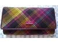 Ness tweed purse