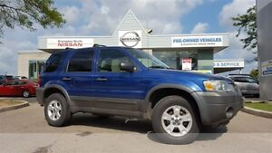 2007 Ford Escape XLT *Certified, Roof Rack, Alloy Wheels*