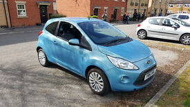 FORD KA ZETEC 2011 WITH 1 OWNER FULL SERVICE HISTORY LOW MILEAGE SPARE KEY