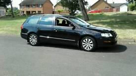 2008 VW Passat Bluemotion TDI Estate