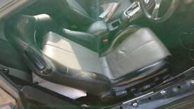 Mitsubishi Fto leather seats