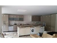 High quality kitchen fitters and tilers