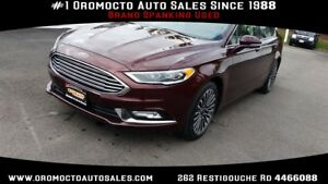 2017 Ford Fusion AWD! WINTER TIRES,REMOTE START