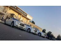 Last minute wedding car hire | rolls-royce and bentley specialist | Rolls-Royce Classic hire
