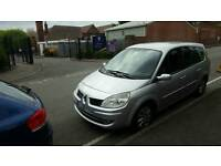 Renault Grand Scenic automatic 7 seater 2008