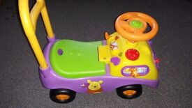 Kiddys ride on toy whith sound