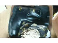 Rigger work boots size 11