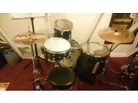 DRUMS,HARDWARE, CYMBALS +EXTRAS