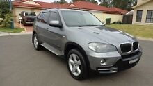2007 BMW X5 3.0 T/Diesel 6Spd Steptronic 7 Seater Prestons Liverpool Area Preview