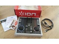 iCue ion DJ Mixer / turntables (boxed) £35ono