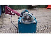 Makita 5008MGA 210mm Circular Saw, Immaculate Condition