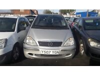Mercedes A140 Classic Auto For Breaking/Spares
