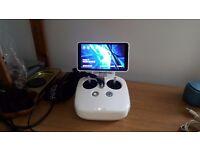 Phantom 4 Pro Controller with Screen