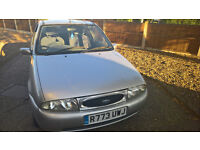 Ford Fiesta GHIA Zetec s 16v with 53000 miles FOR SALE OR SWAP