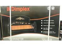 DIMPLEX 2KW ELECTRIC FIRE BRAND NEW IN BOX