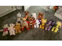 Build a bear teddies great condition