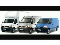 FULLY INSURED Man and luton Van House/Office,Rubbish Removals /Furniture Assembley ikea Delivery