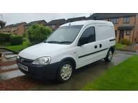 ☆ Vauxhall combo • Ready for work • Clean & tidy van ☆ berlingo/kangoo/partner/connect