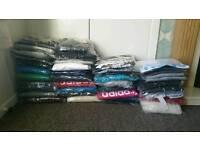 Job lot tracksuits tshirts hoodies