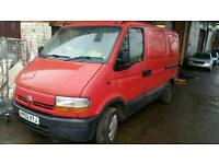 Renault Master 2.2DCI Small Mailage