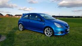 Vauxhall Corsa VXR (Arden Blue