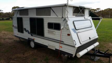 Coromal Poptop Caravan Port Broughton Barunga West Preview