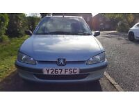 Peugeot 106 independence *low miles* Long MOT 02/2018