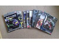 MotoGP Programmes mixed 2005 to 2016