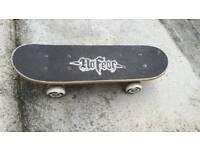 [No fear] Skateboard