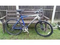 Mountain bike bike