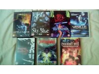 Anime DVD's