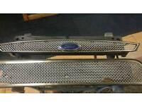 Mk1 focus chrome grills