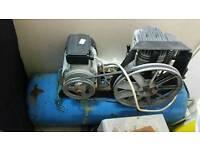 air compressor garage tools 100L
