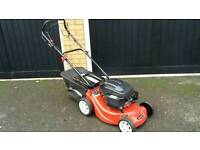 🌟 sovereign self-propelled lawn mower 🌟