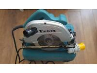 Makita 110v skill saw