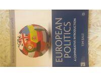 Tim Bale, European Politics, A comparative introduction, 3rd ed.