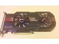 Asus Direct CUII EN GTX560 TI DCII 1gb DDR5 Graphics Card