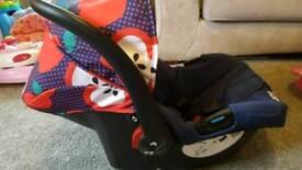 Cosata Apple seed car seat