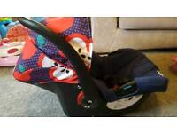 Cosata Apple seed car seat