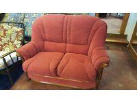 Quaint Little Vintage 2 Seater Sofa