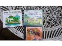 German CDs