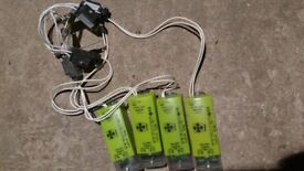 Used but working 240 volt to 12 volt lighting transformers £1