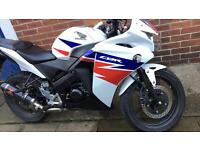 Honda Cbr 2013 Low Mileage