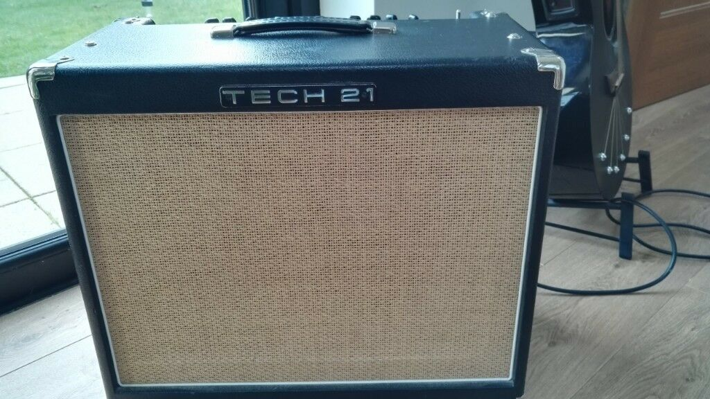 Tech 21 trademark 60 guitar amp, made in USA, with reverb and built in  Sansamp DI | in County Antrim | Gumtree
