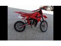 Malagutti Grizzly RCX-12 50cc 2 Stroke|| Swaps needs a bit of work
