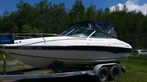 2003 Doral Boats 210 Cuddy  ****SANS TAXES***