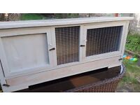 Refurbished Small Rabbit/Ginuea Pig Hutch